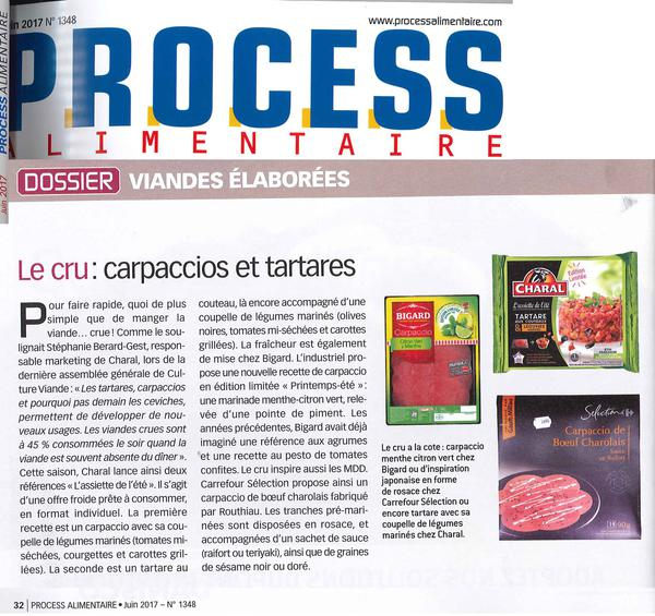 Process alimentaire - n°1348